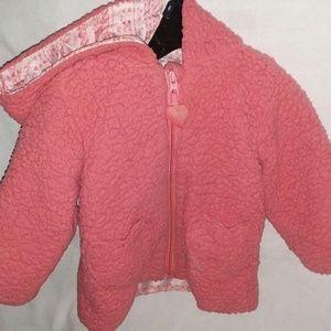🌹HOST PICK🌹QT Baby Fleece Lined Coat